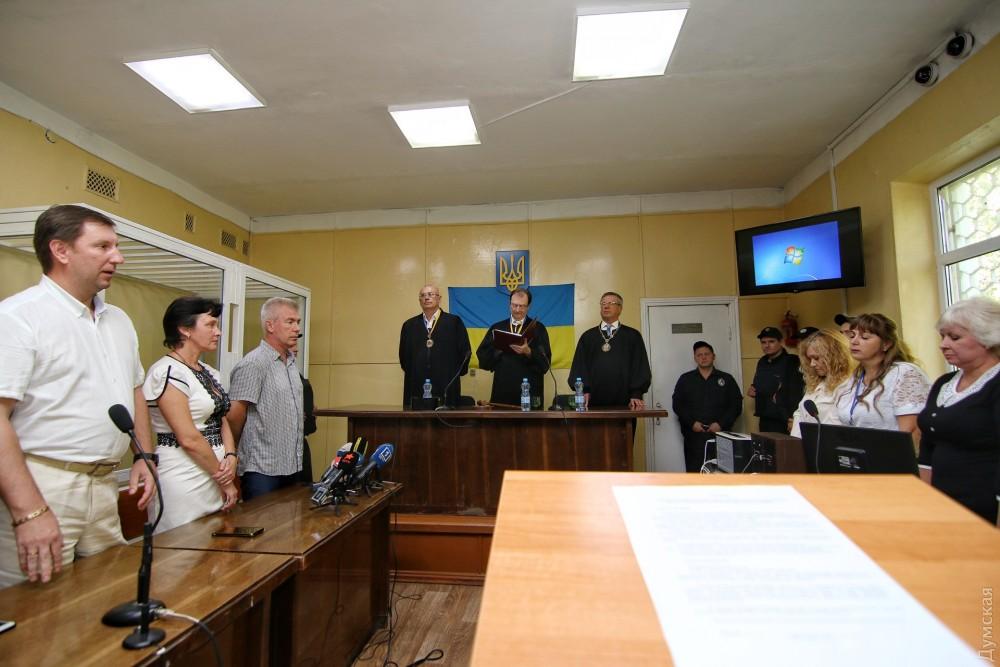 Le procès de Tchornomorsk