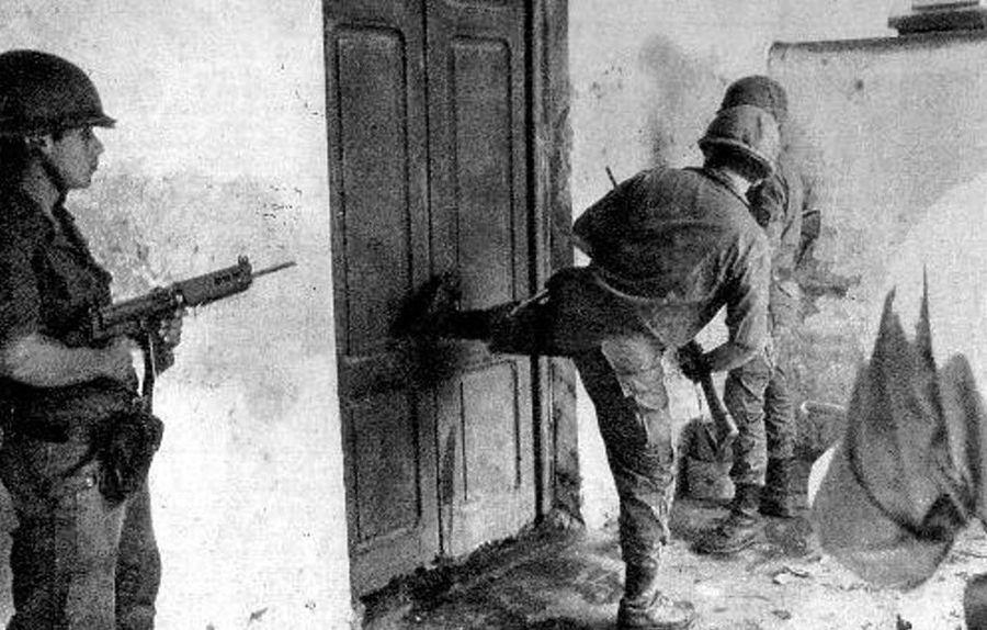 1975: Opération des forces de sécurité dans Tucuman