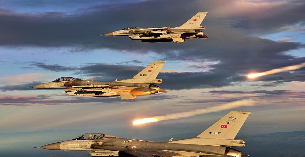 L'aviation turque a encore bombardé le Kurdistan (archive)