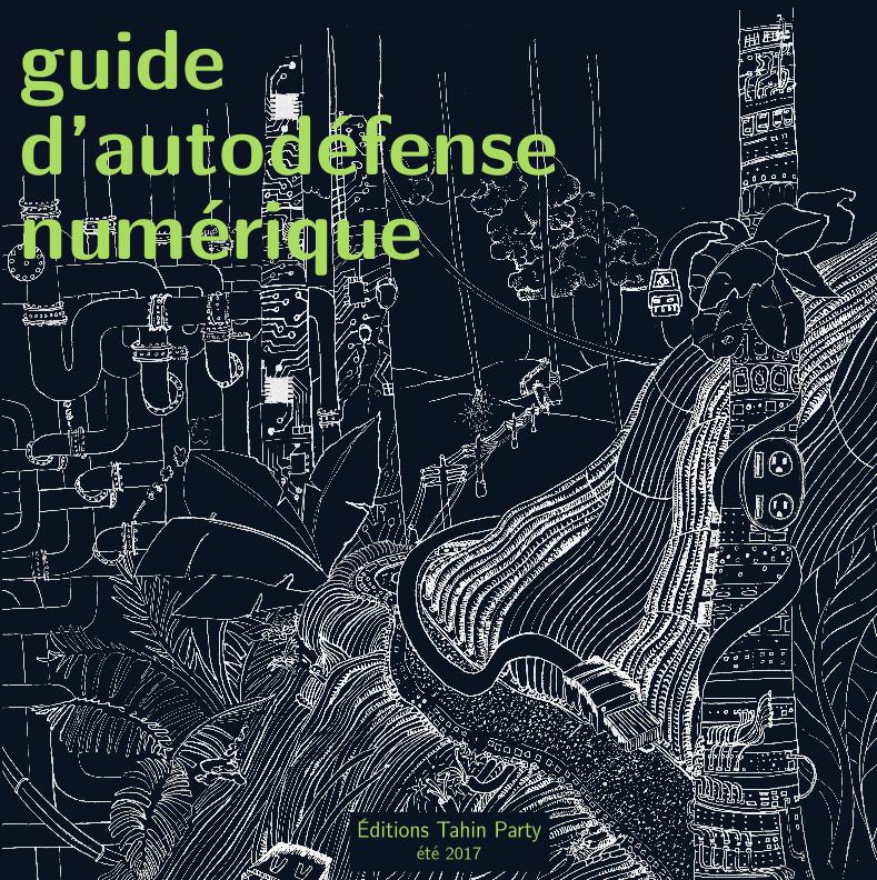 Cinquième édition du 'Guide d'autodéfense numérique'