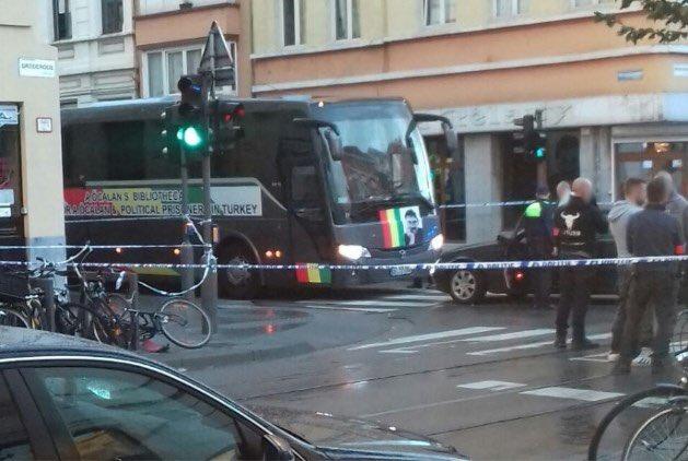 Le bus pour Öçalan