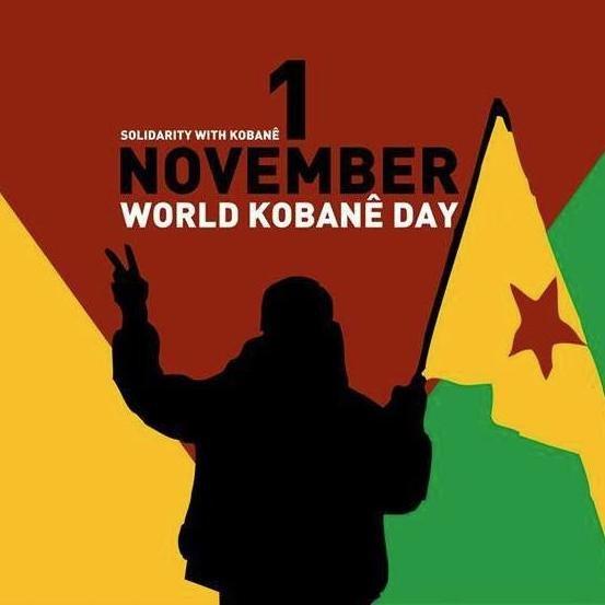 Journée mondiale pour Kobane