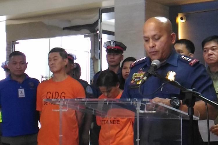 Louie Antonio Martinez et Aurora Cayon aux mains de la police