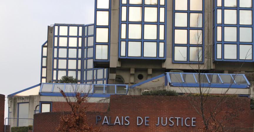 Le tribunal de grande instance de Bobigny
