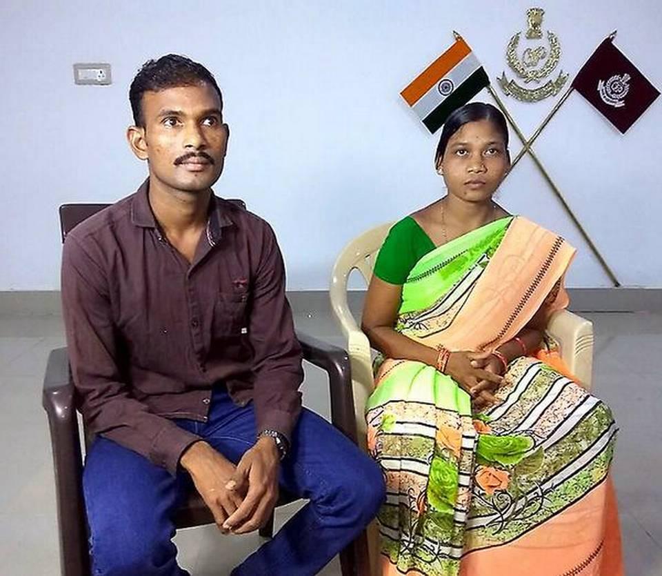 Bijal Kadme (26) et Soni Oyam (23)