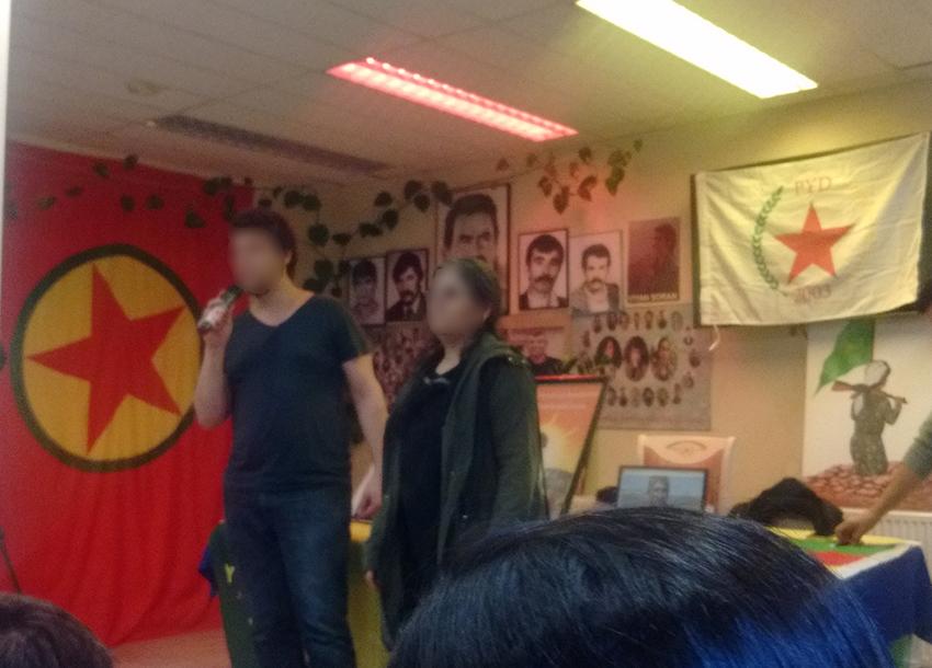 Le Kobane Day à Bruxelles