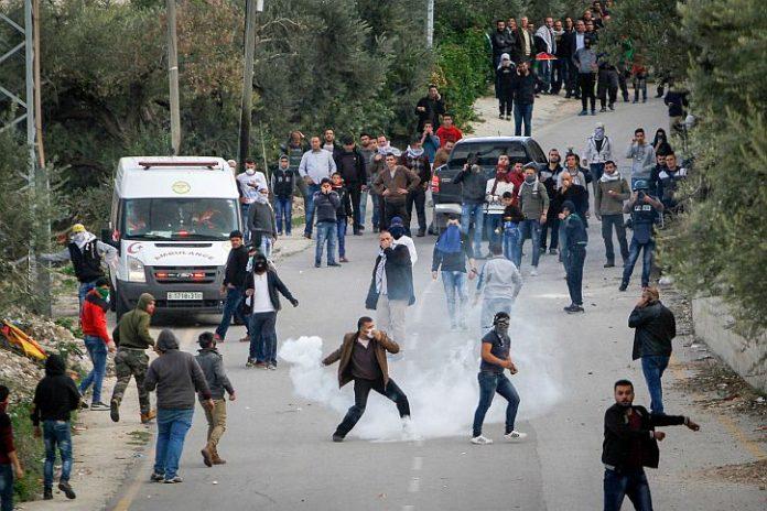 Manifestations à Naqoura