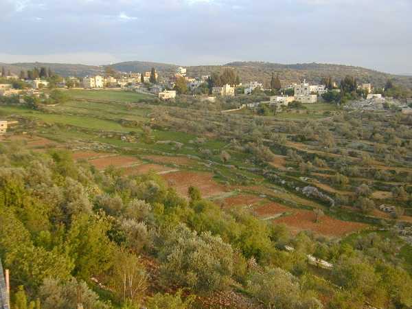 Le village de Bayt Rima