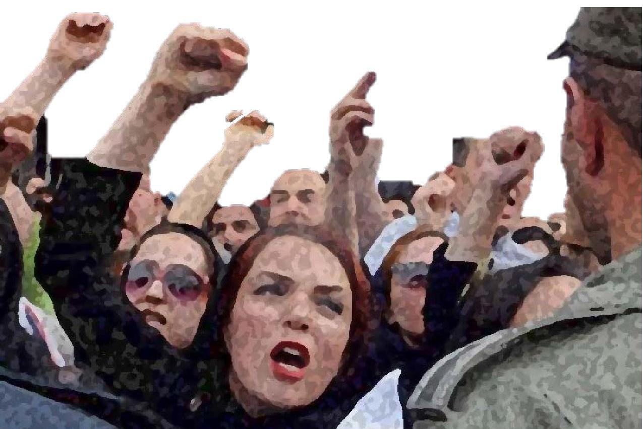 Solidarité avec la lutte des peuples d'Iran