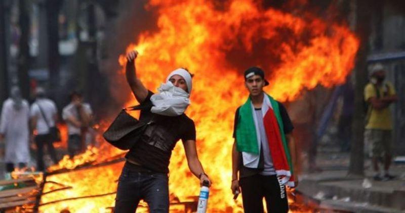 Affrontements en Cisjordanie (archive)