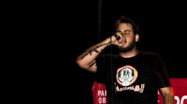 Le rappeur Pablo Hasel