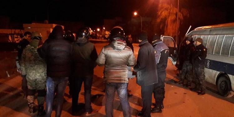 Affrontements le soir dernier à Siliana