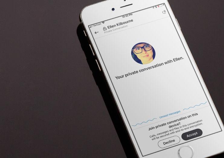 Signal protège Skype