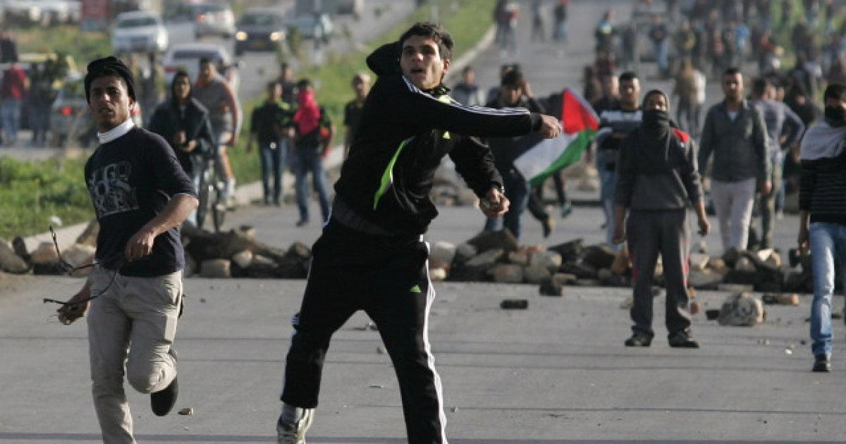 Manifestation en Cisjordanie (archive)