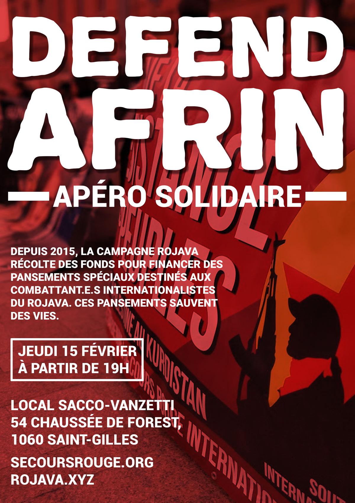 Defend Afrin!