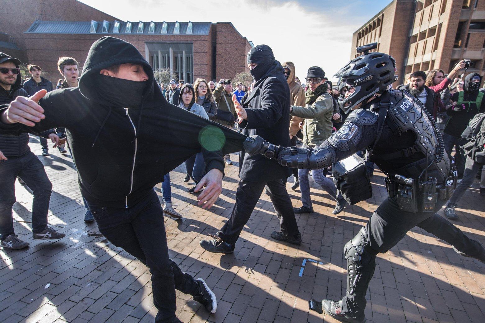 Incidents à Seattle