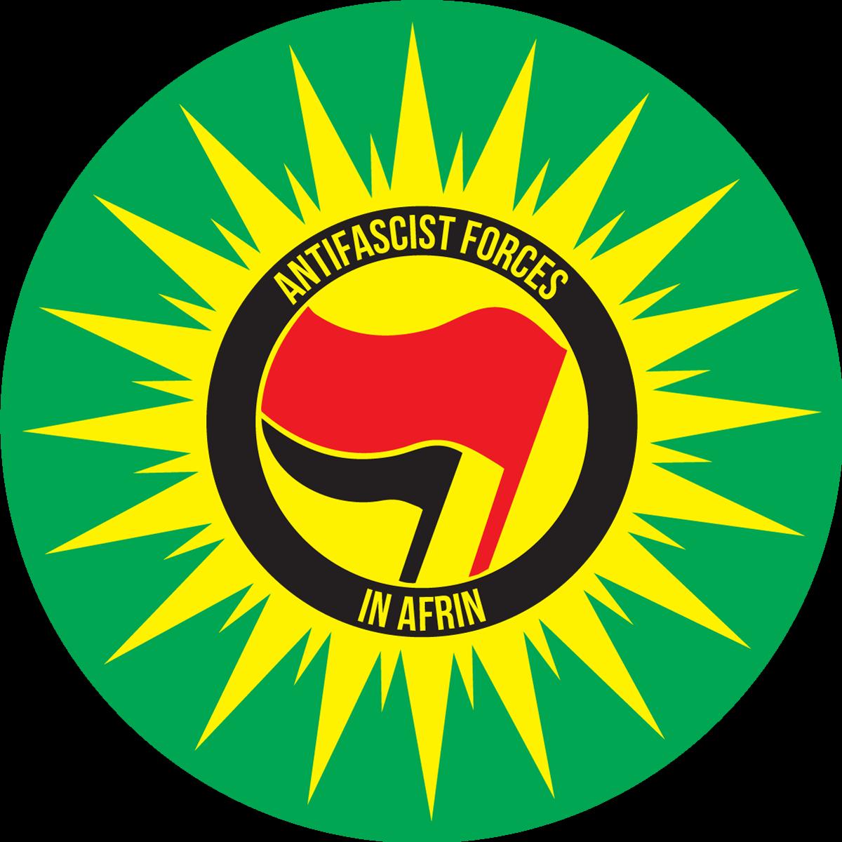 Logo de l'Antifascist Forces in Afrin - AFFA