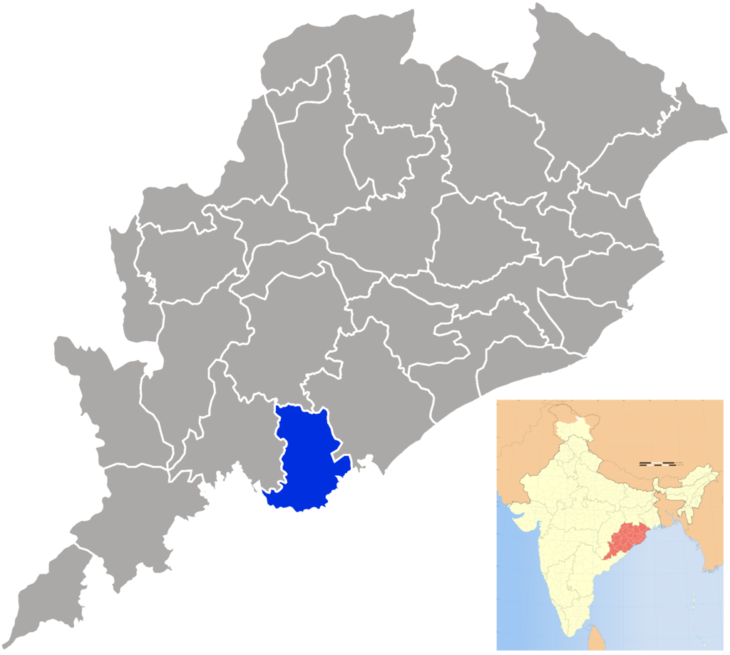 District de Gajapati