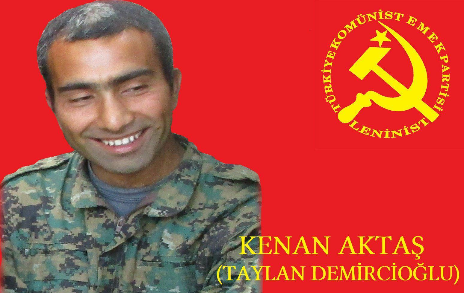 Kenan Aktaş, combattant du TKEP/L