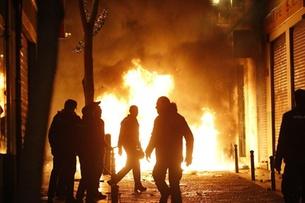 Les incidents de Madrid