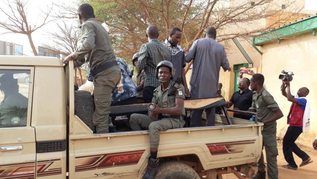 Interpellation dimanche de membres de la société civile nigérienne à Niamey