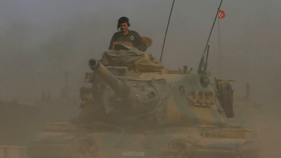 L'offensive turque contre Afrin (archive)