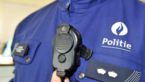 bodycam policière