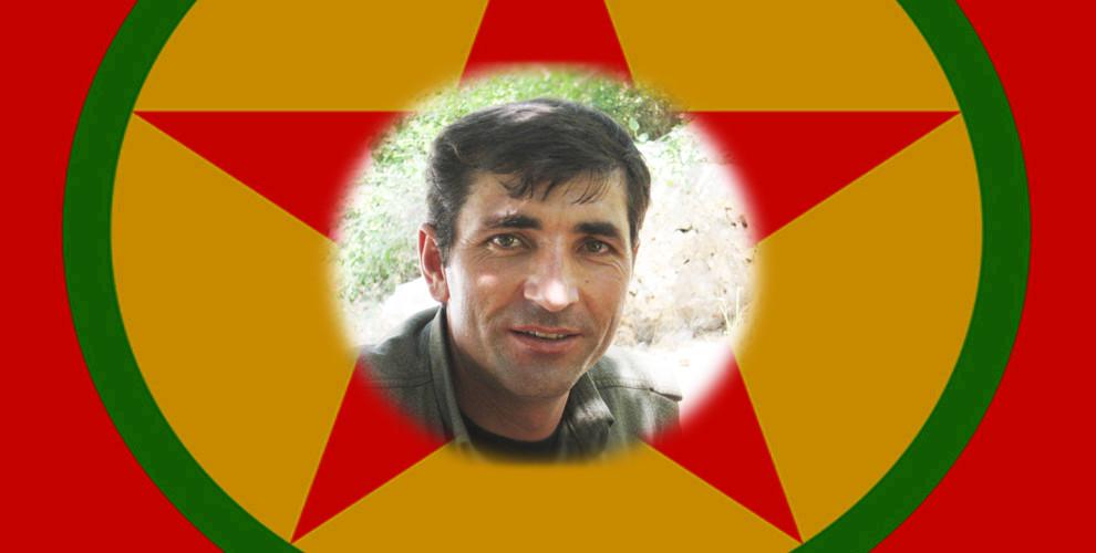 Kemal Garzan, commandant du HPG