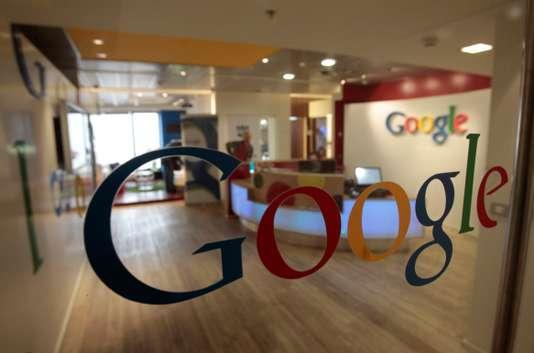 Au siège de Google