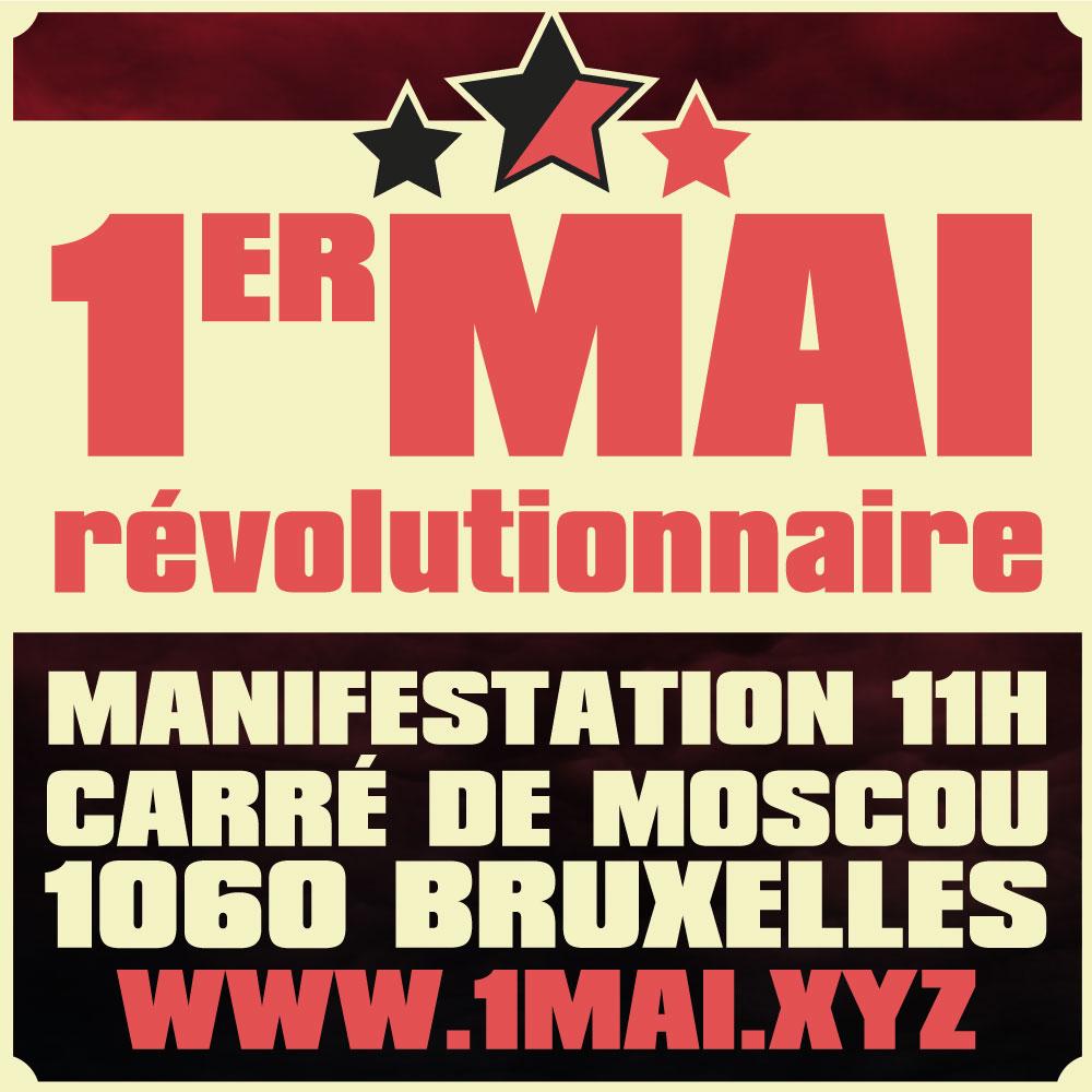 Tous au 1er Mai Révolutionnaire !