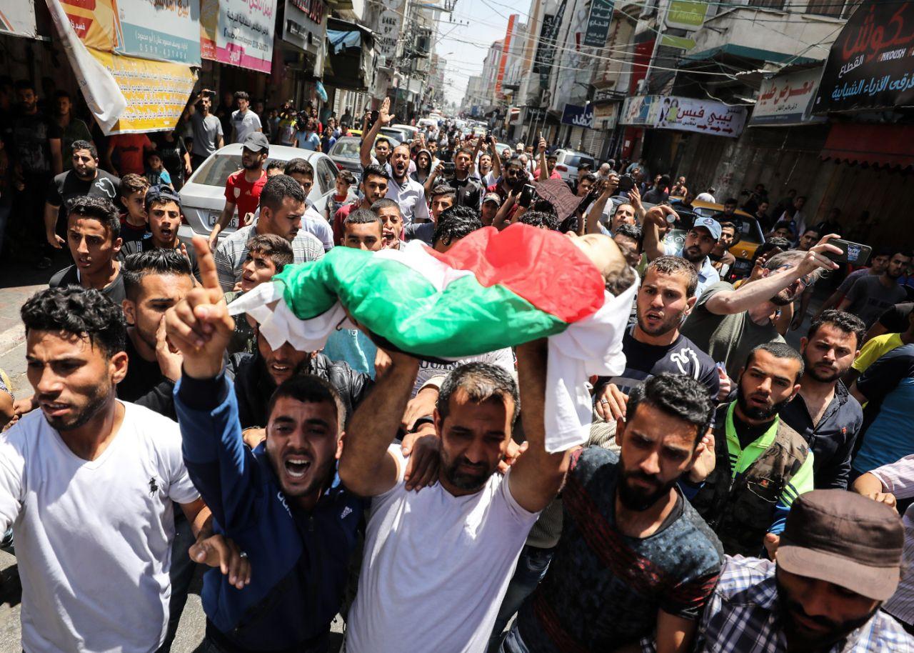 Funérailles ce mercredi à Gaza