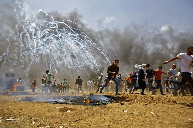 A Gaza ce lundi