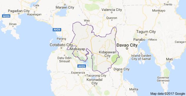 La province de North Cotabato