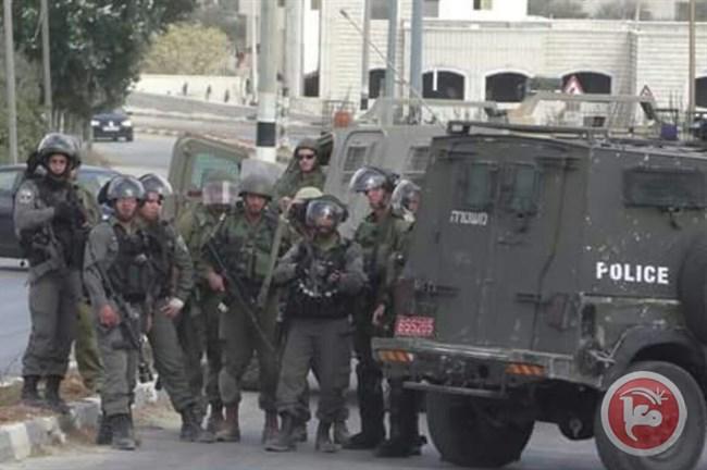 Raid israélien à Beit Ummar (archive)