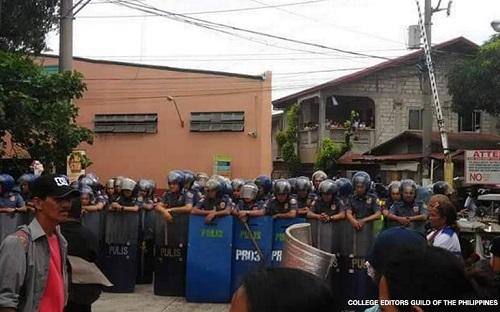 Police de Marilao