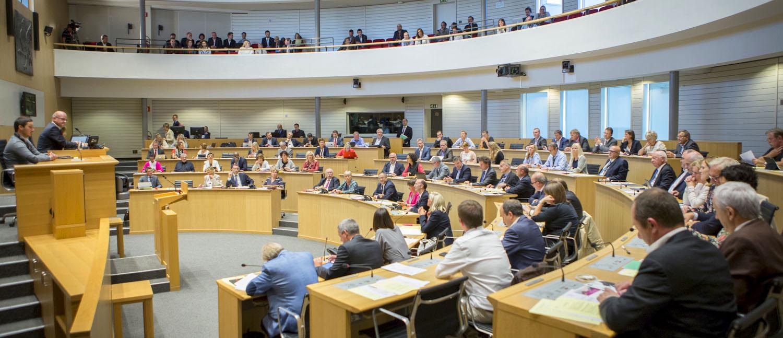 Parlement de la communauté Wallonie-Bruxelles
