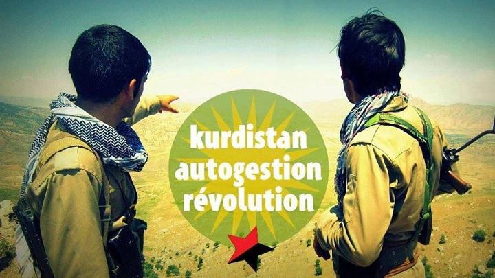 Un communiste libertaire au Rojava, raconte (Bruxelles)