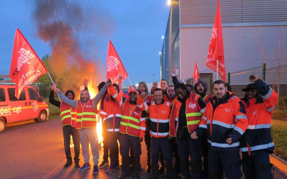 Des grévistes de Vélib'