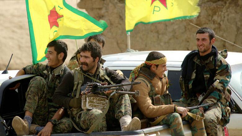 Combattants et combattantes des YPG (archive)