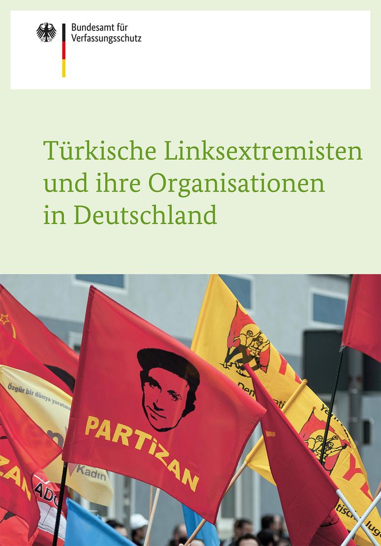 Couverture du rapport des renseignements allemands
