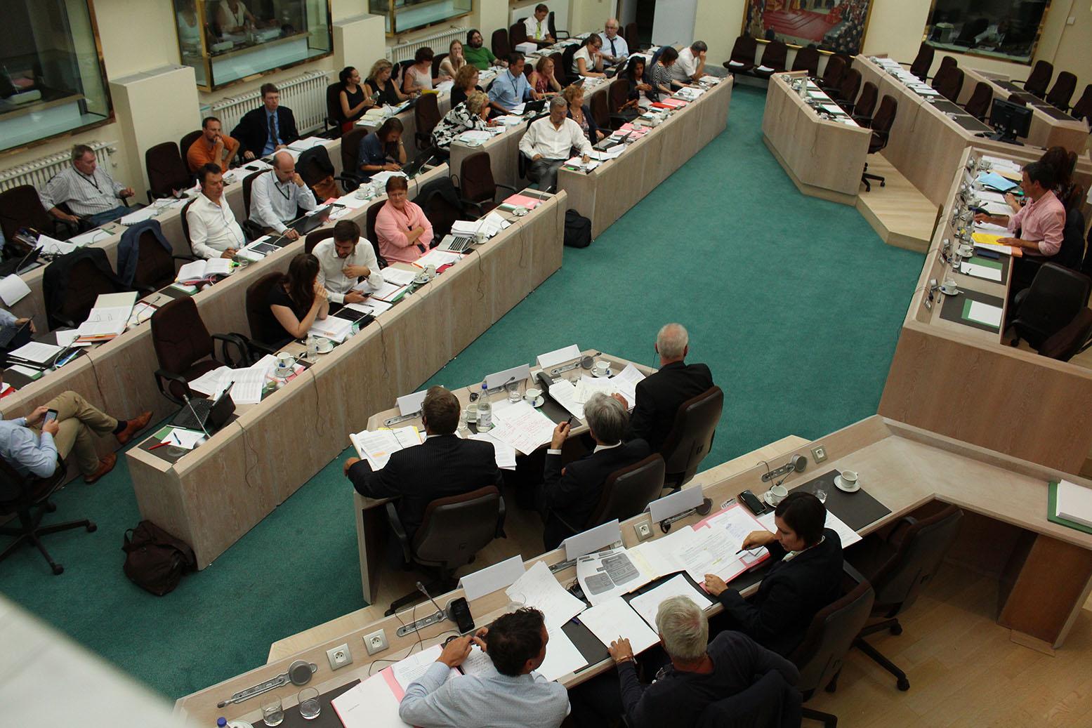 La Commission justice de la chambre