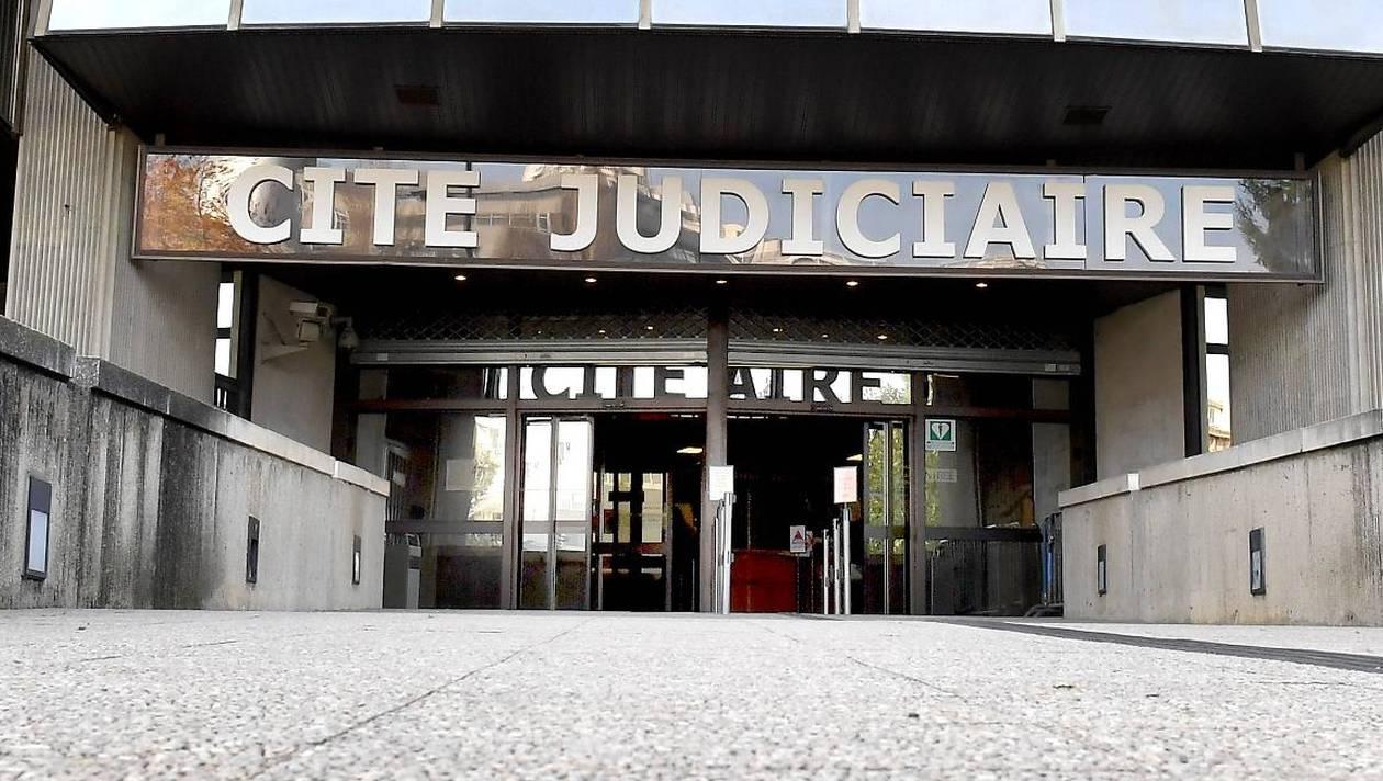 Le palais de justice de Rennes