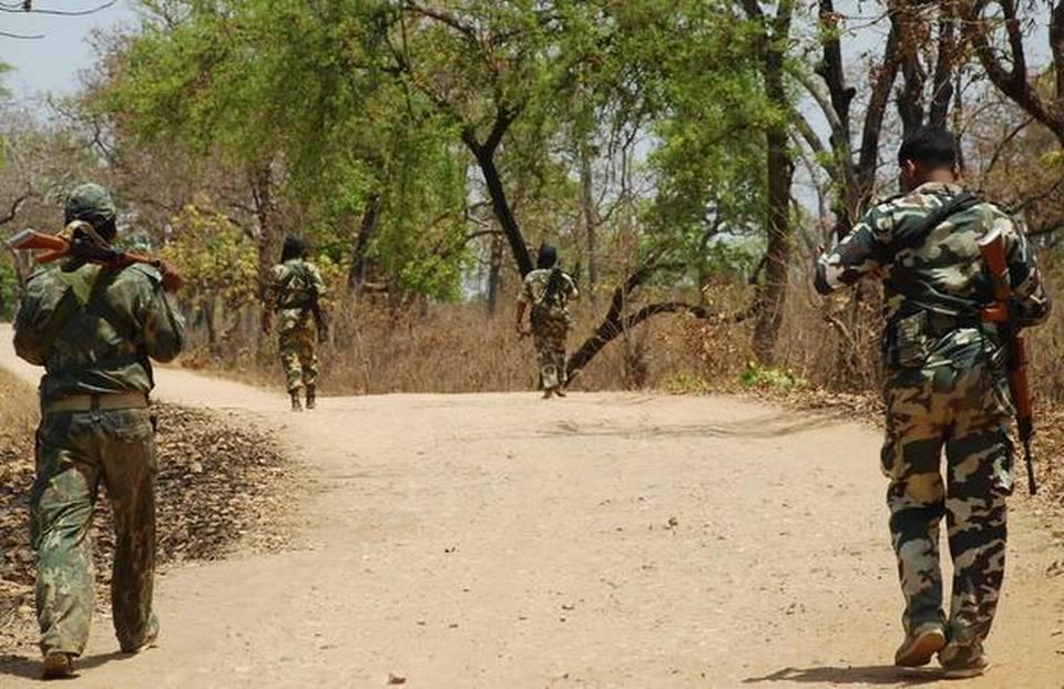 Soldats de la BSF