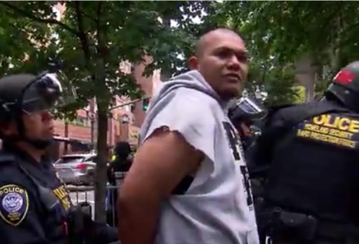 Une arrestation ce samedi à Portland