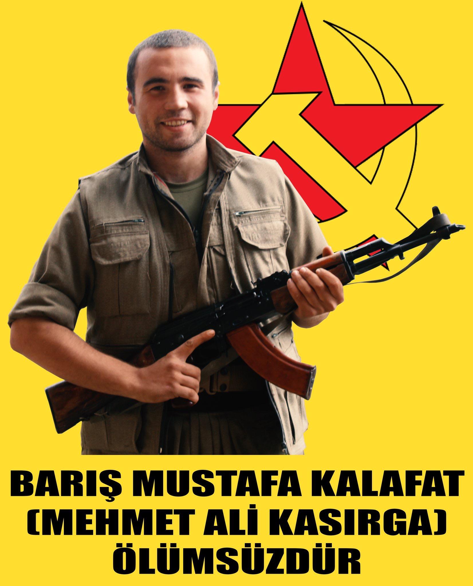 Mustafa Kalafat (alias Mehmet Ali Kasırga)