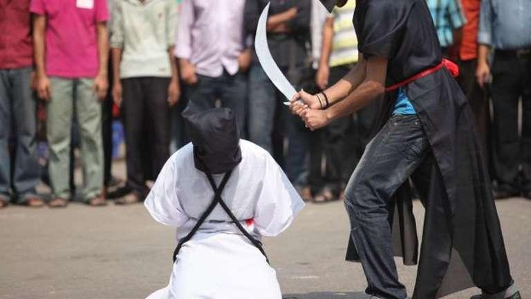 Une exécution en Arabie saoudite (archive)