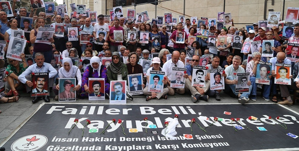Les mères du samedi à Istanbul