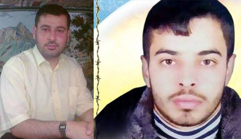 Dirar Abu Manshar et Anas Shadid