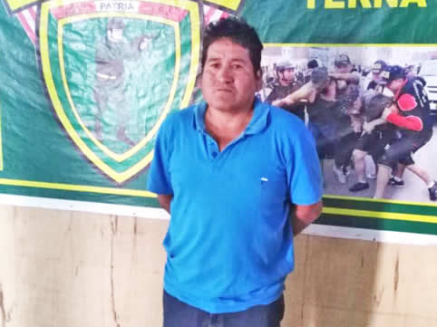 Bernardo Laos Valencia