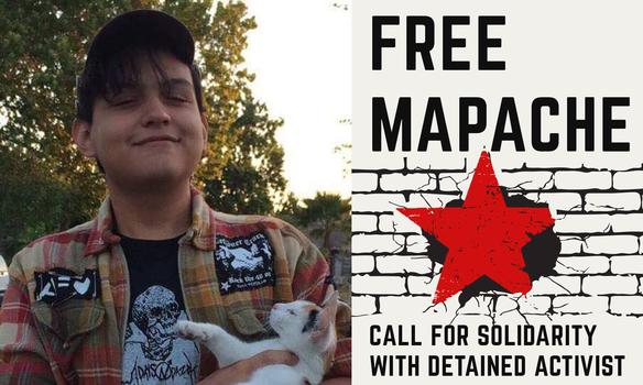 Mapache, militant anti-deportation